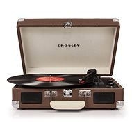Crosley Cruiser Deluxe - Tweed - Turntable
