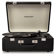 Crosley Portfolio - Black - Turntable