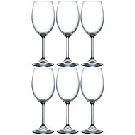 Crystalex Wine Glass LARA 250ml 6pcs - Wine Glasses