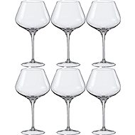 Crystalex REBECCA Wine Glasses 6pcs - Glass Set