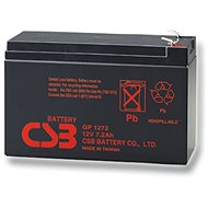 CSB GP1272 F2, 12V, 7,2Ah - Rechargeable Battery