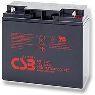 CSB GP12170, 12V, 17Ah - Rechargeable Battery