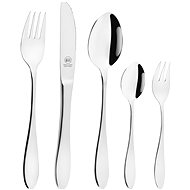 CS Solingen Stainless steel cutlery set LEMGO 30pcs - Cutlery
