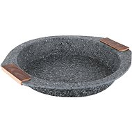 CS Solingen Round plate with marble surface STEINFURT 23cm - Baking Sheet