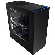 NZXT S340 black/blue - PC Case