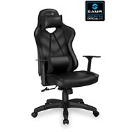 Gaming Chair CONNECT IT LeMans CGC-0700-BK, Black - Herní židle