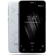 Cubot Max LTE Silver - Mobile Phone