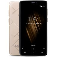 Cubot Max LTE Gold - Mobile Phone