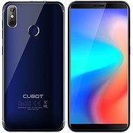 Cubot J3 Pro Blue - Mobile Phone