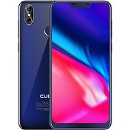 Cubot P20 Blue - Mobile Phone