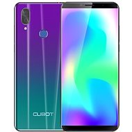 Cubot X19 Gradient Purple - Mobile Phone