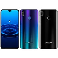 Cubot R15 Pro Green - Mobile Phone