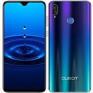 Cubot R15 gradient blue - Mobile Phone