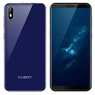 Cubot J5 blue - Mobile Phone