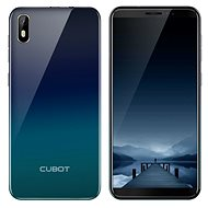 Cubot J5 gradient blue - Mobile Phone