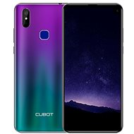 Cubot MAX 2 gradient violet - Mobile Phone