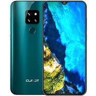 Cubot P30, Green - Mobile Phone