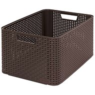 CURVER STYLE BOX L, 03616-210 - brown - Box