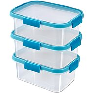 CURVER SMART FRESH 3x1,2L - Food Container Set