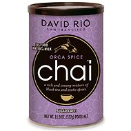 David Rio Chai Orca Spice WITHOUT SUGAR 337 g - Syrup