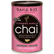 David Rio Flamingo Vanilla Chai, Decaffeinated, Sugar-free, 337g - Drink