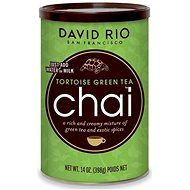 David Rio Chai Tortoise Green Tea 398g - Syrup