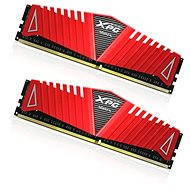 ADATA 16GB KIT DDR4 3000MHz CL16 XPG Z1, Red - System Memory