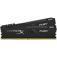 HyperX 16GB KIT DDR4 2666MHz CL16 FURY series - System Memory