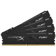 HyperX 64GB KIT DDR4 2400MHz CL15 FURY series - System Memory