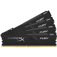 HyperX 64GB KIT DDR4 3600MHz CL17 FURY - System Memory