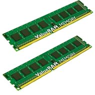 KINGSTON 8GB KIT DDR3 1600MHz CL11 Single Rank - System Memory