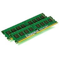 Kingston 16GB KIT DDR3 1333MHz CL9 Single Rank - System Memory