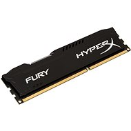 HyperX 8GB DDR3 1600MHz CL10 Fury Black Series - System Memory