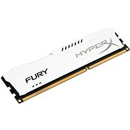 HyperX 8GB DDR3 1600MHz CL10 Fury White Series - System Memory