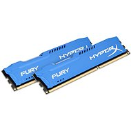 HyperX 8GB KIT DDR3 1600MHz CL10 Fury Blue Series