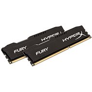 HyperX 8GB KIT DDR3 1600MHz CL10 Fury Black Series