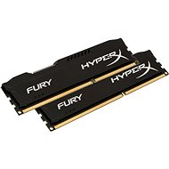 HyperX 8GB KIT DDR3L 1600MHz CL10 Fury Black Series - System Memory