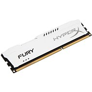HyperX 16GB DDR3 3200MHz CL18 Fury White Series - System Memory