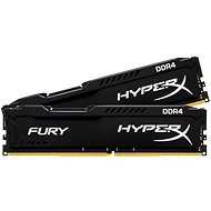 Kingston 32GB KIT DDR4 2133MHz CL14 HyperX Fury Black Series - System Memory
