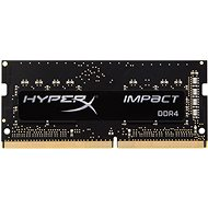 Kingston SO-DIMM 8GB DDR4 2133MHz HyperX Impact CL13 Black Series - System Memory