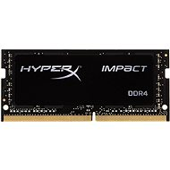 HyperX SO-DIMM 8GB DDR4 2400MHz Impact CL14 Black Series - System Memory