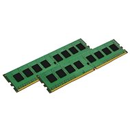 Kingston 32GB KIT DDR4 2133MHz CL15 ECC Unbuffered - System Memory