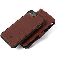 Decoded Leather 2in1 Wallet Case Brown for iPhone 7/8 - Mobile Phone Case