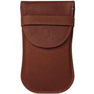 Decoded Leather Pouch For Apple Magic Mouse Brown - Protective Case