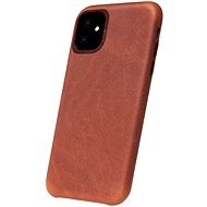 Decoded Leather Backcover Brown iPhone 11 - Mobile Case