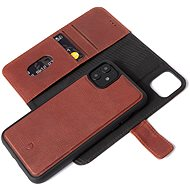 Decoded Leather Wallet Brown iPhone 11 - Mobile Case