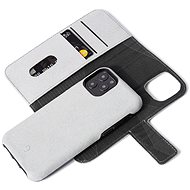 Decoded Recycled Leather Detachable Wallet Grey iPhone 11 Pro - Mobile Case