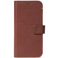 Decoded Wallet Brown iPhone 12 / iPhone 12 Pro - Mobile Case
