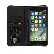 Decoded Leather 2-in1 Wallet Case Black for iPhone 8 Plus/7 Plus/6s Plus - Mobile Phone Case