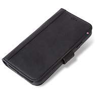 Decoded Leather Card Wallet Black iPhone XR - Mobile Phone Case